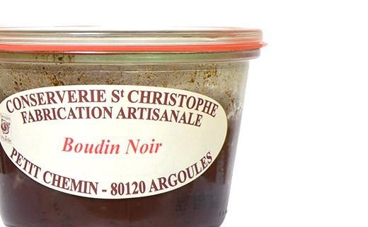 Blood sausage - Conserverie Saint-Christophe