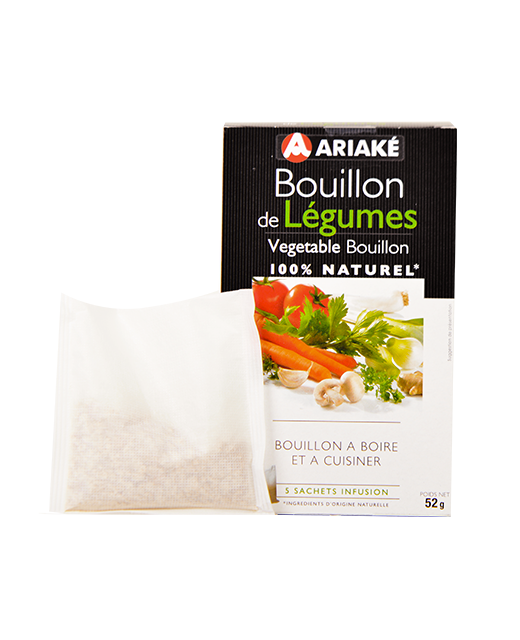 Vegetables Bouillon - Ariaké