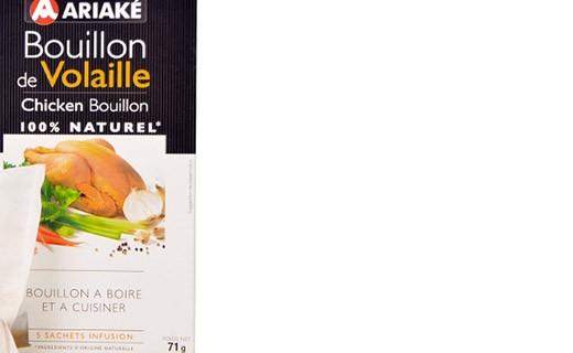 Poultry Bouillon - Ariaké