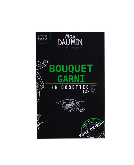 Bouquet garni - fresh pods - Max Daumin