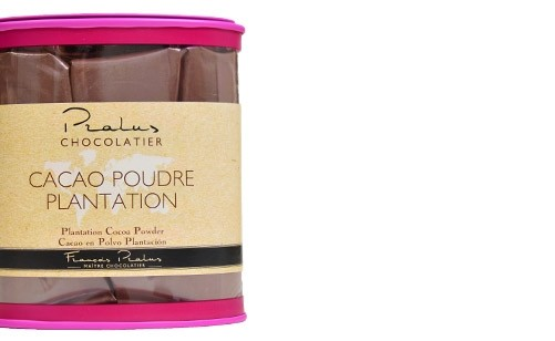 Cocoa powder from plantations - Pralus