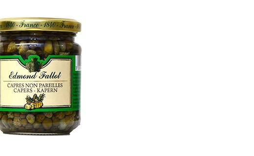 Capers in vinegar - Fallot