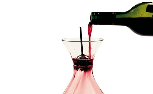 Crystal decanter with Open Developer - L'Atelier du Vin