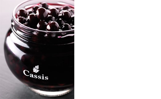 Cassis in their box - Grandes Distilleries Peureux