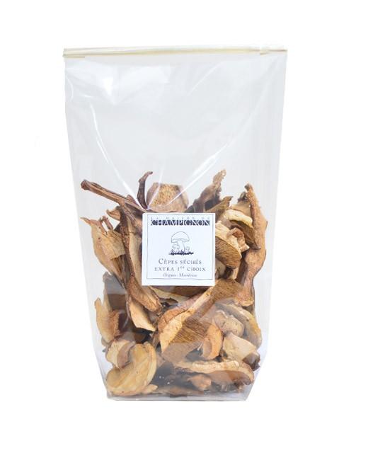 Ceps Extra 1st Choice (dried) - La Maison du Champignon
