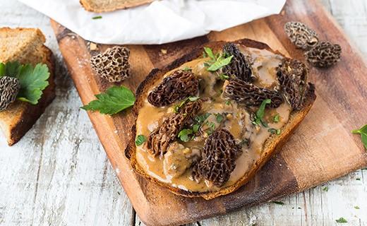 Morels Special quality (dried) - La Maison du Champignon