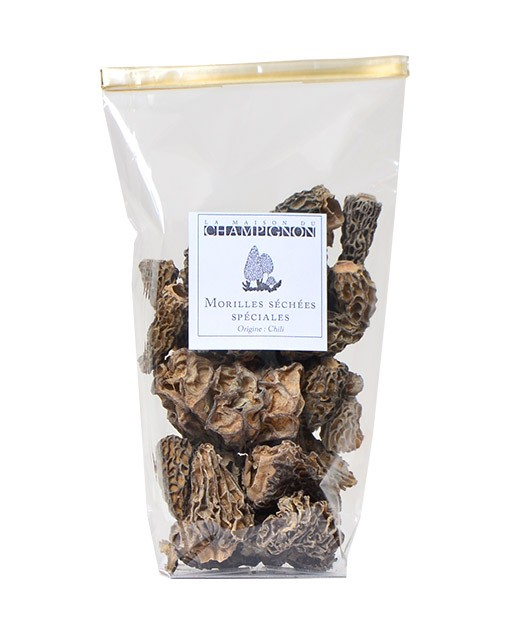 Morels Special quality (dried)
