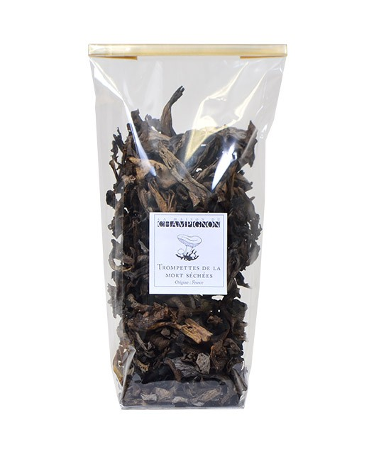 Black Trumpets (dried)