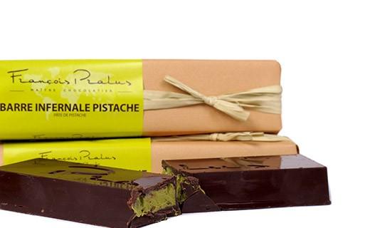 Barre Infernale Pistachio - Pralus