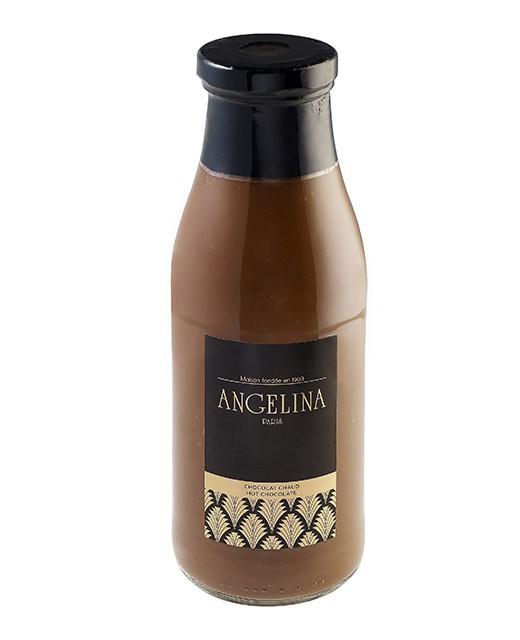 Old Style Hot Chocolate - Angelina