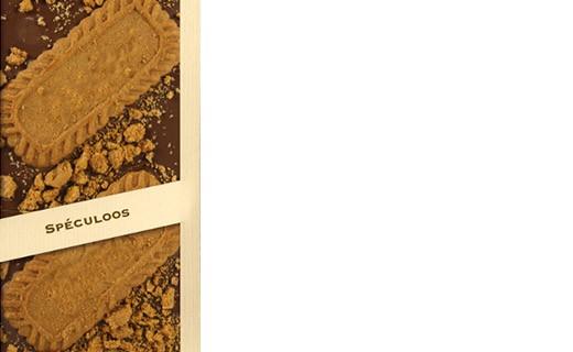 Milk chocolate tablet - Speculoos - Comptoir du Cacao