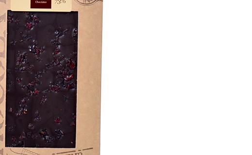Dark chocolate - cranberries - Bovetti