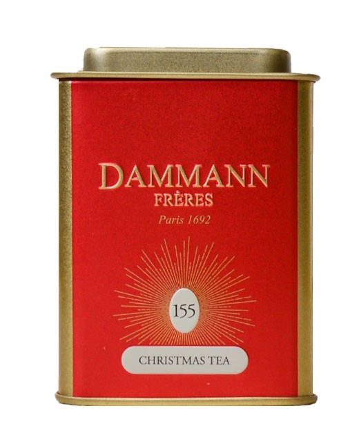Christmas Tea Red - Dammann Frères