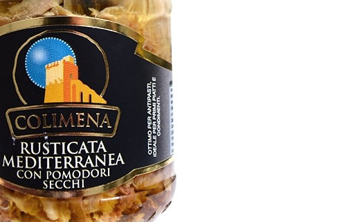 Mediterranean style crumbled tuna - Colimena