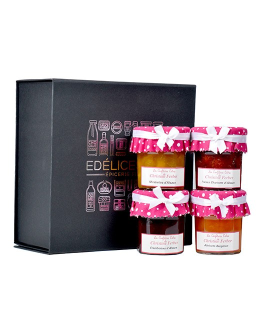 Christine Ferber jams Box - the must have - Edélices