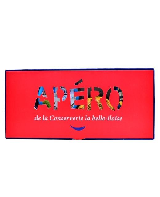 Aperitif box - La Belle-Iloise - La Belle-Iloise