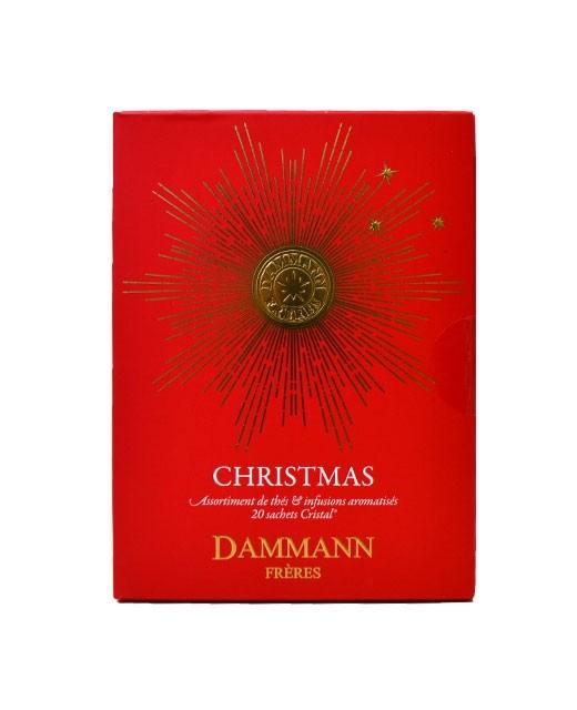 Pourpre Tea Box - Dammann Frères