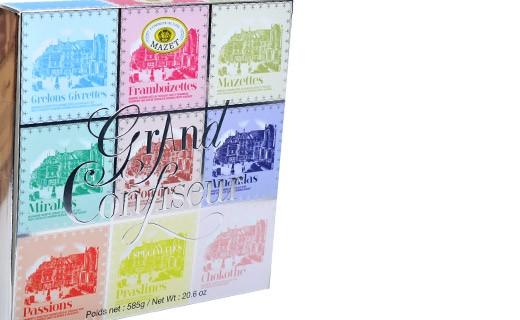 Grand Sweets Box 11 specialties - Mazet