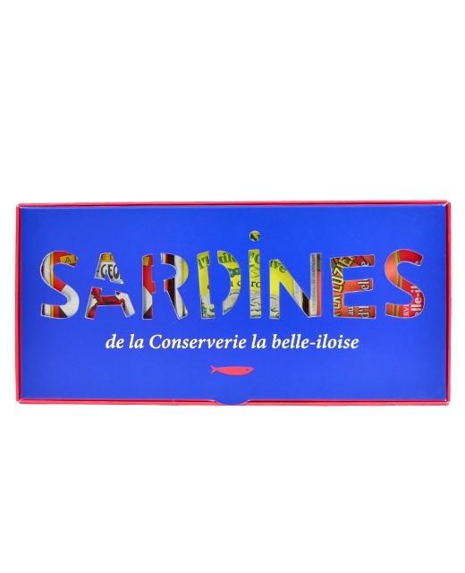 Sardine box - La Belle-Iloise - La Belle-Iloise