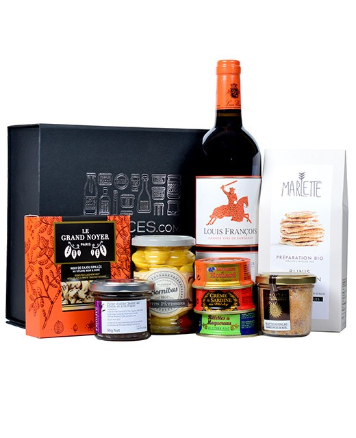 Giftbox - aperitif with friends - Edélices