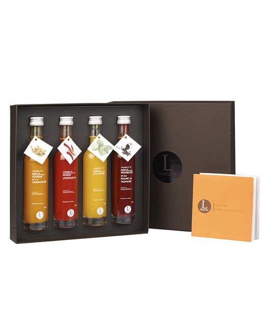 Fruits pulp oils set - Libeluile