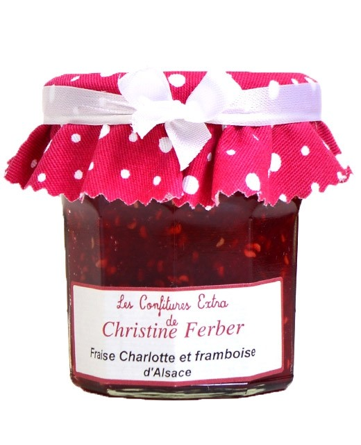 Strawberry and raspberry jam - Christine Ferber