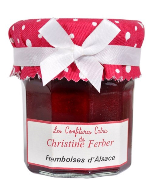 Seedless Raspberry Jam - Christine Ferber