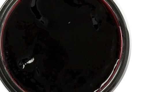 Jam for him - black cherries and kirsch - Christine Ferber
