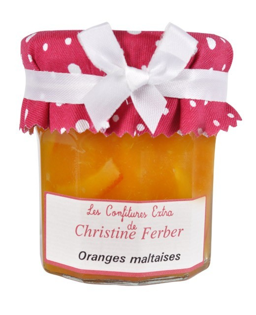 Maltese Orange Jam - Christine Ferber