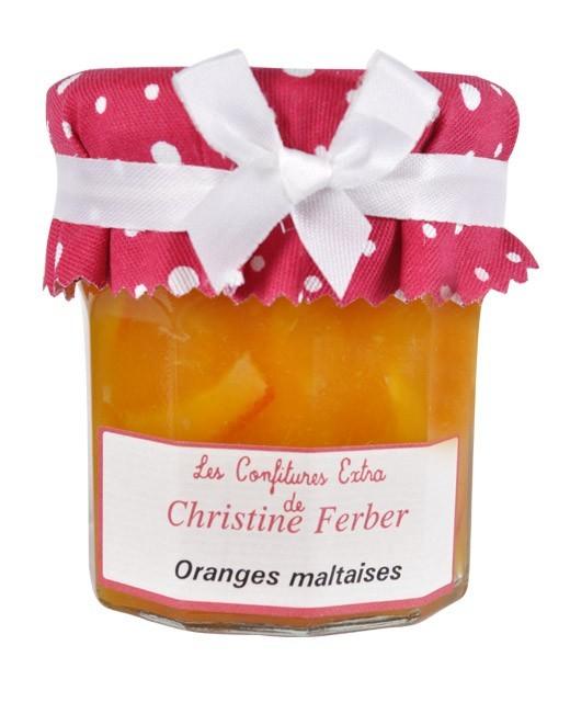Maltese Orange Jam - Christine Ferber