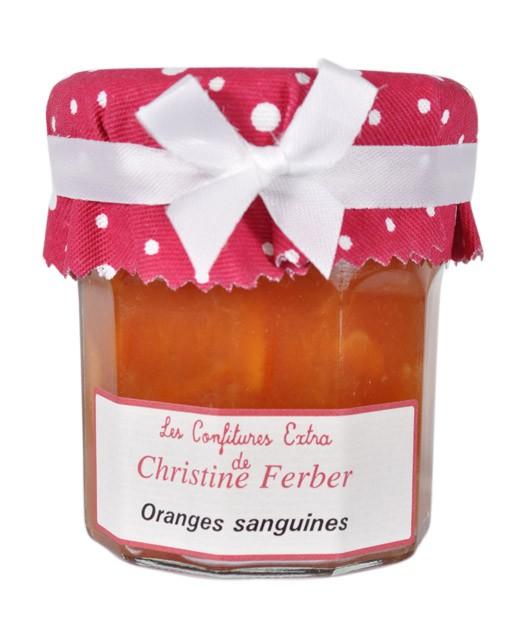 Blood orange marmalade  - Christine Ferber
