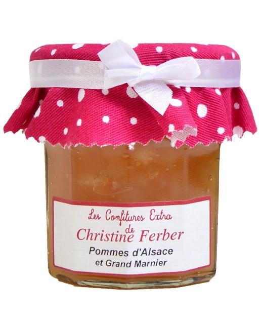 Apple and Grand Marnier jam - Christine Ferber