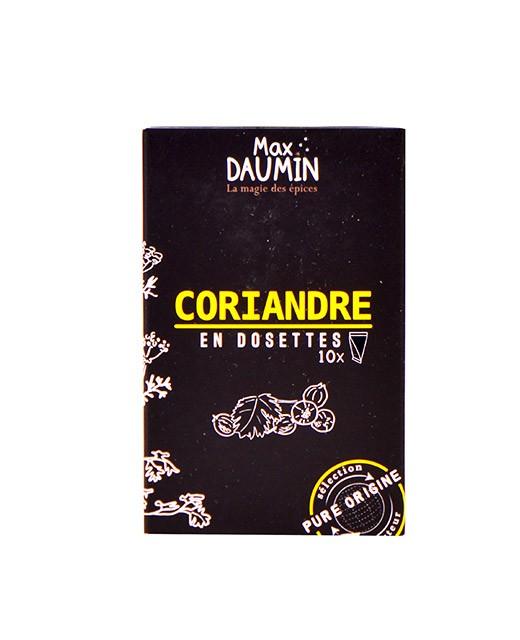 Coriander - fresh pods - Max Daumin