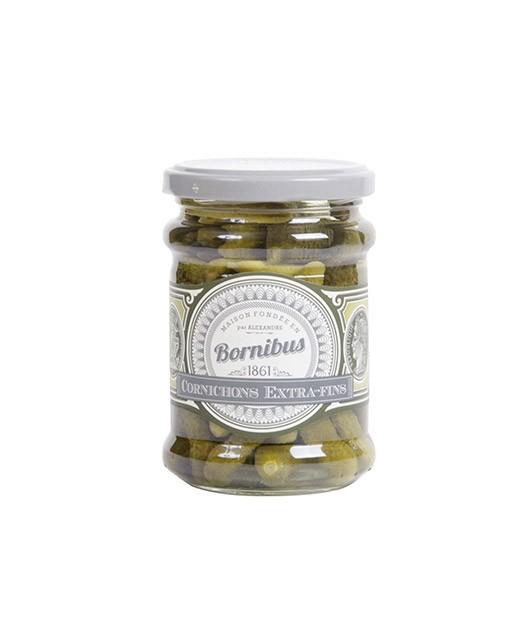 Extra-thin pickles - Bornibus