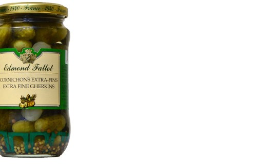 Extra-fine gherkins - Burgundian style - Fallot