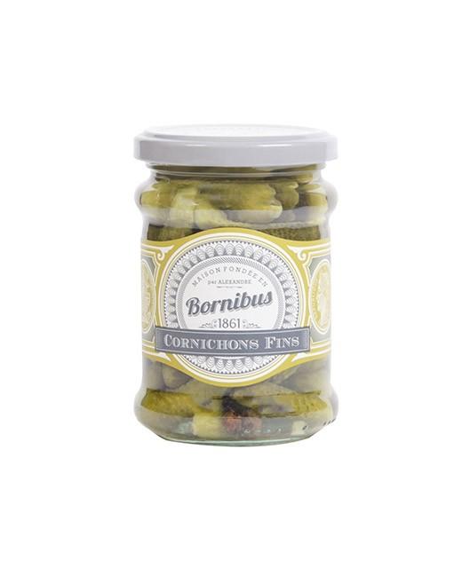 Thin pickles - Bornibus