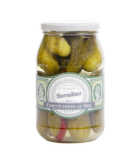 Salted pickles