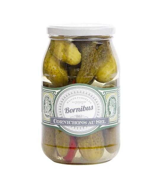 Salted pickles - Bornibus