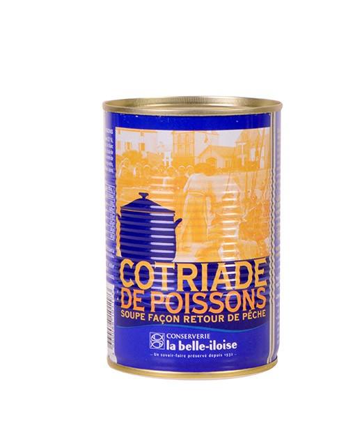 Fish cotriade - La Belle-Iloise