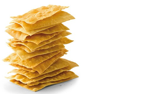 Crocca in Bocca Crackers - Nature - Dalla Val