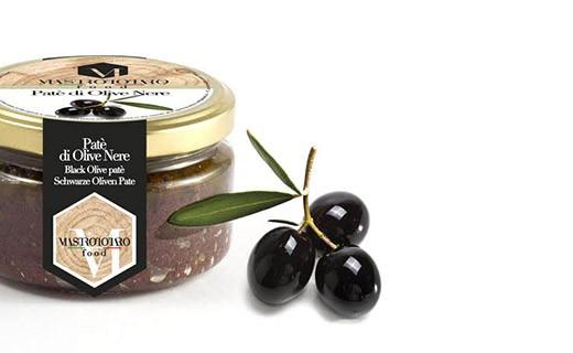 Black olives cream - Mastrototaro