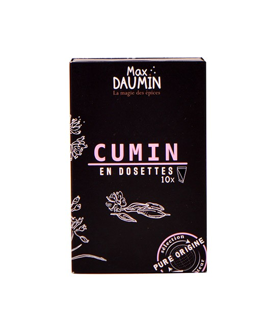 Cumin - fresh pods - Max Daumin
