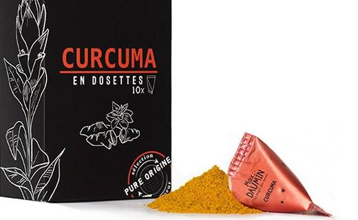 Curcuma - fresh pods - Max Daumin
