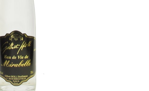 Yellow plum eau de vie - Gilbert Holl