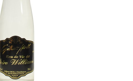 Williams pear eau de vie - Gilbert Holl