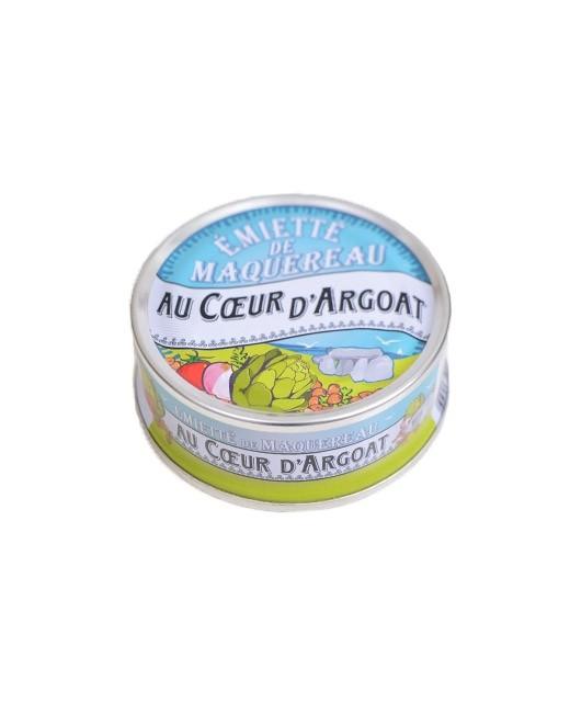 Au coeur d'Argoat crumbled mackerel - La Belle-Iloise