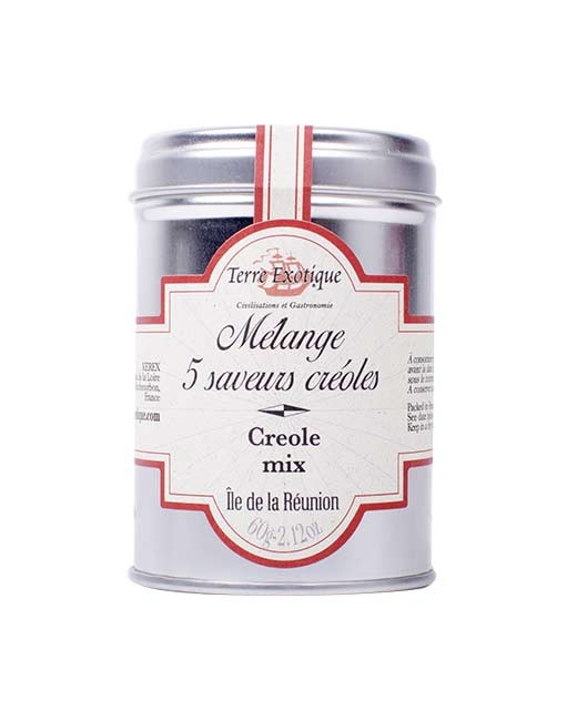 Creole spice  mix - Terre Exotique