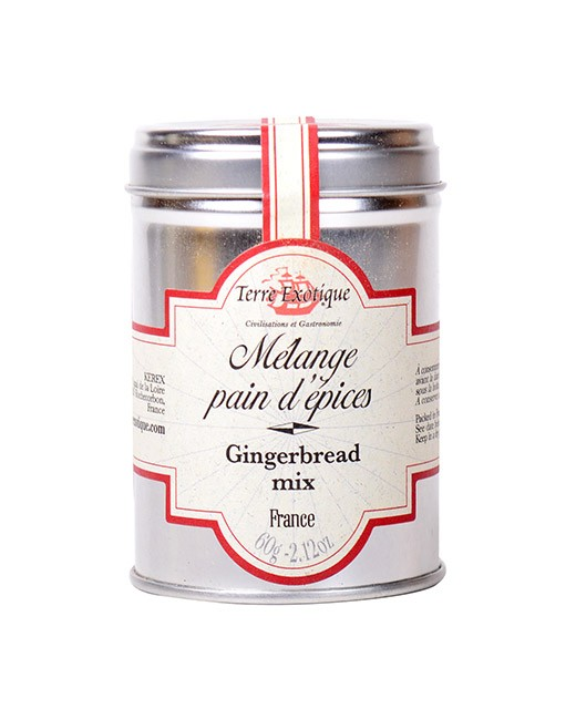 Gingerbread spice mix - Terre Exotique