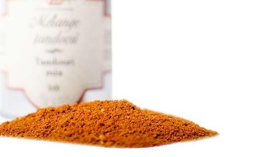 Madras Tandoori spice mix - Terre Exotique