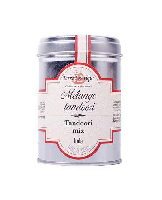 Madras Tandoori spice mix
